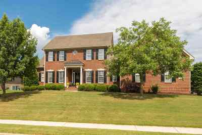 Single Family Home For Sale: 127 Waterchase Drive