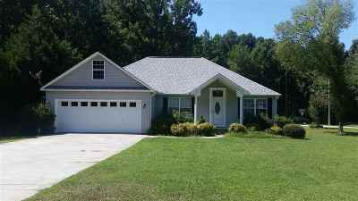 Guntersville Single Family Home For Sale: 2213 Pond Circle