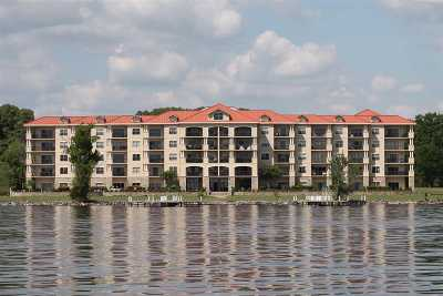 Limestone County, Madison County Condo For Sale: 12100 Two Rivers Drive