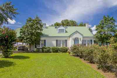 Madison County, Limestone County Single Family Home For Sale: 16771 Oakdale Road