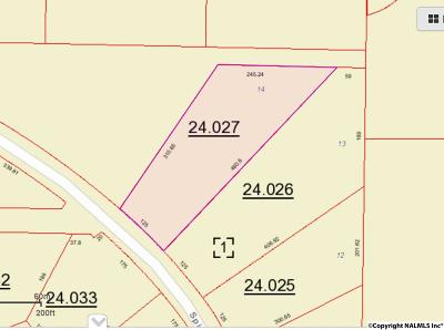 Marshall County, Jackson County Residential Lots & Land For Sale: 14 Spindle Top Lane