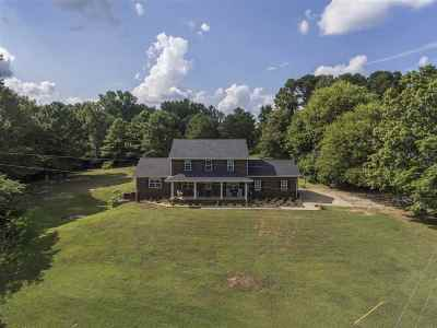 Single Family Home For Sale: 12731 Elk River Mills Road