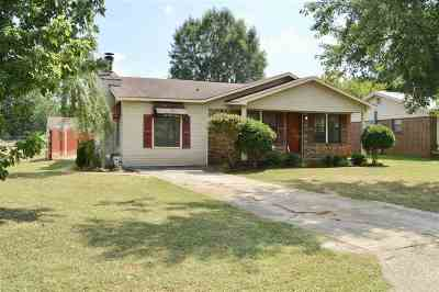 Single Family Home For Sale: 901 Spring Court