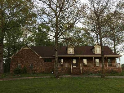 Albertville Single Family Home For Sale: 2280 Solitude Road