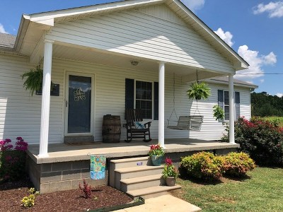 Single Family Home For Sale: 11971 Little Coffman Road