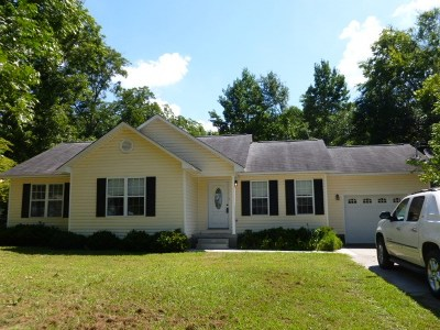 Boaz Single Family Home For Sale: 402 South Main Street