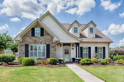 Decatur Single Family Home For Sale: 711 Appaloosa Lane