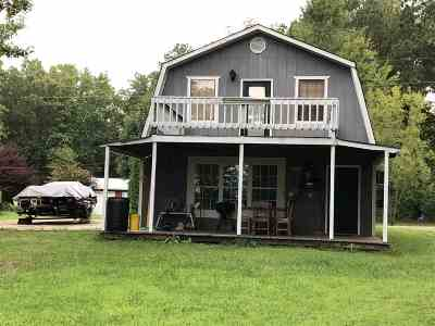Cedar Bluff Single Family Home For Sale: 1485 County Road 664