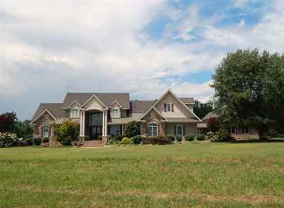 Guntersville Single Family Home For Sale: 320 Grace Church Road