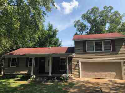 Single Family Home For Sale: 434 S Plymouth Road