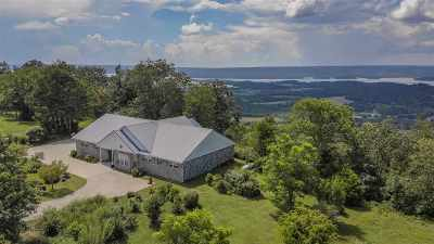 Marshall County, Jackson County Single Family Home For Sale: 110 Overlook Drive