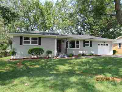 Huntsville Single Family Home For Sale: 2111 Maysville Road