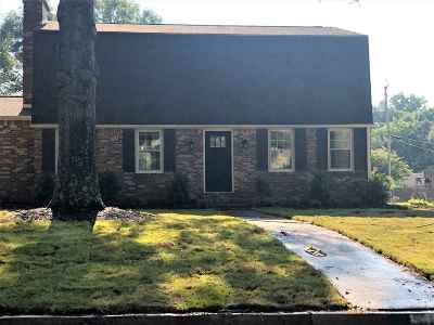 Hartselle Single Family Home For Sale: 713 Mohawk Street