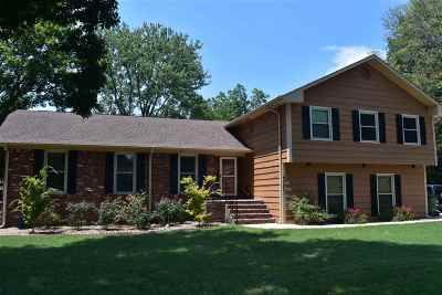 Single Family Home For Sale: 7821 Horseshoe Trail
