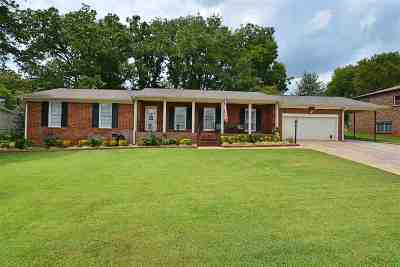 Huntsville Single Family Home For Sale: 1903 Epworth Drive