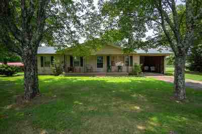 Scottsboro Single Family Home For Sale: 645 Hytop Road