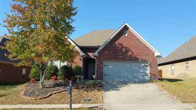 Single Family Home For Sale: 14409 Crooked Stick Place