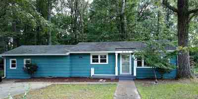 Hartselle Single Family Home For Sale: 603 Cedar Street