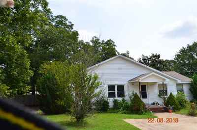 Single Family Home For Sale: 8540 Bloodworth Drive