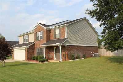 Meridianville Single Family Home For Sale: 117 Ranier Street