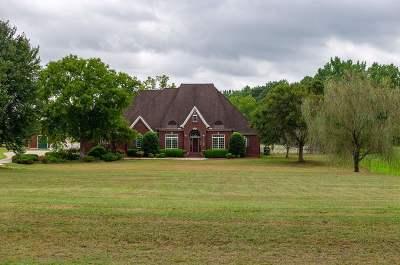 Hartselle Single Family Home For Sale: 1224 Salem Road