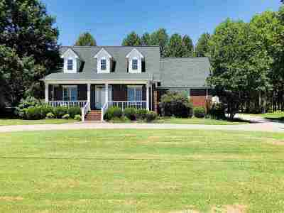 Single Family Home For Sale: 24629 Drawbaugh Road