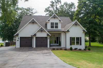 Guntersville Single Family Home For Sale: 4005 Alabama Highway 79