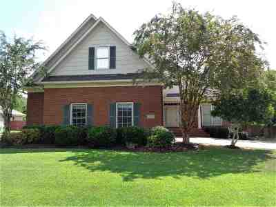 Owens Cross Roads Single Family Home For Sale: 2707 Wenzel Circle