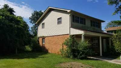 Single Family Home For Sale: 3208 Rita Lane