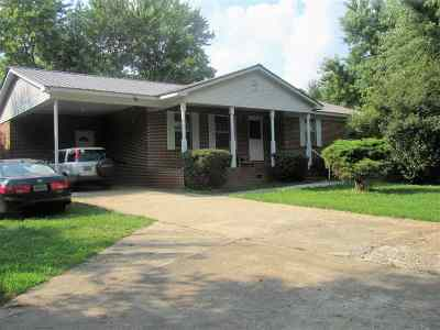 Fort Payne Single Family Home For Sale: 4002 Gault Avenue