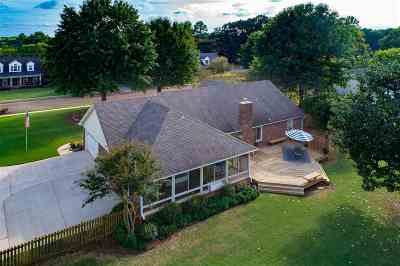 Single Family Home For Sale: 103 Leshawn Cove