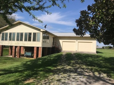 Marshall County Farm For Sale: 1063 Mountain View Road