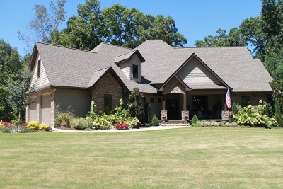 Fort Payne Single Family Home For Sale: 801 NW Lakewood Drive