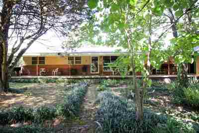 Single Family Home For Sale: 469 Gillespie Road