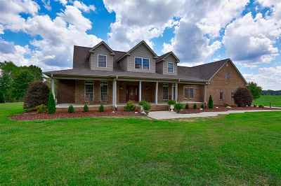Hazel Green Single Family Home For Sale: 625 Hunter Road