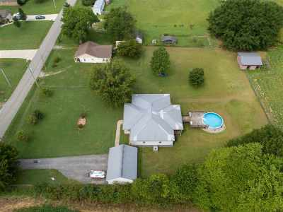 Single Family Home For Sale: 1362 Manley Road