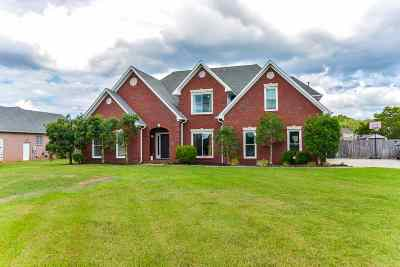 Single Family Home For Sale: 1822 Woodall Road