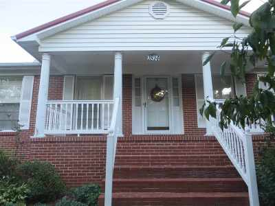 Scottsboro Single Family Home For Sale: 1814 Riverview Circle