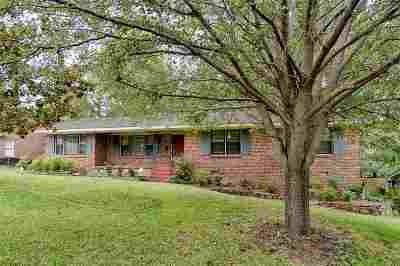 Huntsville Single Family Home For Sale: 1708 Hermitage Avenue
