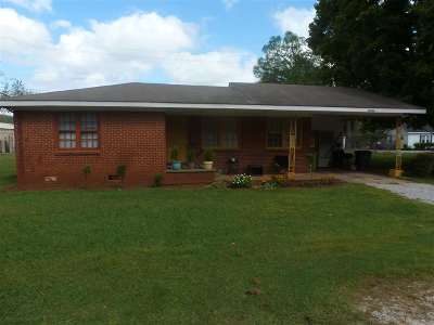 Huntsville Single Family Home For Sale: 3711 Pulaski Pike