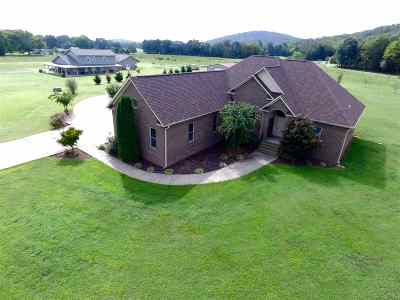 Scottsboro Single Family Home For Sale: 273 McClendon Drive