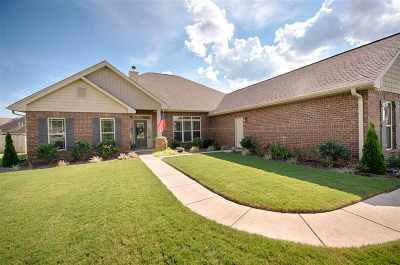 Meridianville Single Family Home For Sale: 132 Parkview Drive