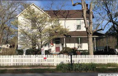 Madison County Single Family Home For Sale: 110 Church Street