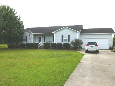 Marshall County, Jackson County Single Family Home For Sale: 252 Cinnamon Lane