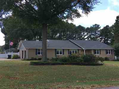 Single Family Home For Sale: 601 Norton Drive
