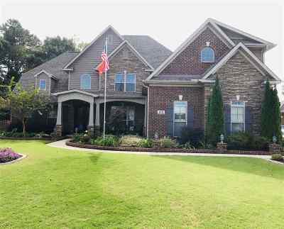 Harvest Single Family Home For Sale: 110 Huntsmen Lane