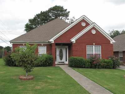 Marshall County, Jackson County Single Family Home For Sale: 13 Boardwalk
