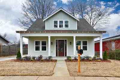 Single Family Home For Sale: 2019 Boardman Street