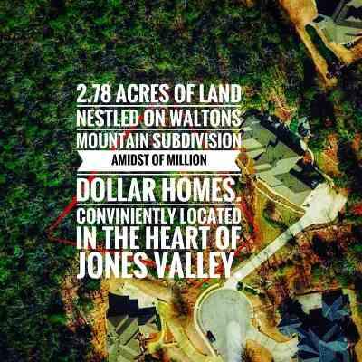 Huntsville Residential Lots & Land For Sale: Ashe Drive