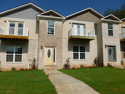 Marshall County, Jackson County Townhouse For Sale: 830 (C) Blount Avenue